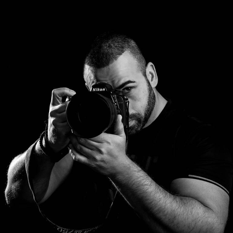 Фотограф Димитър Евтимов