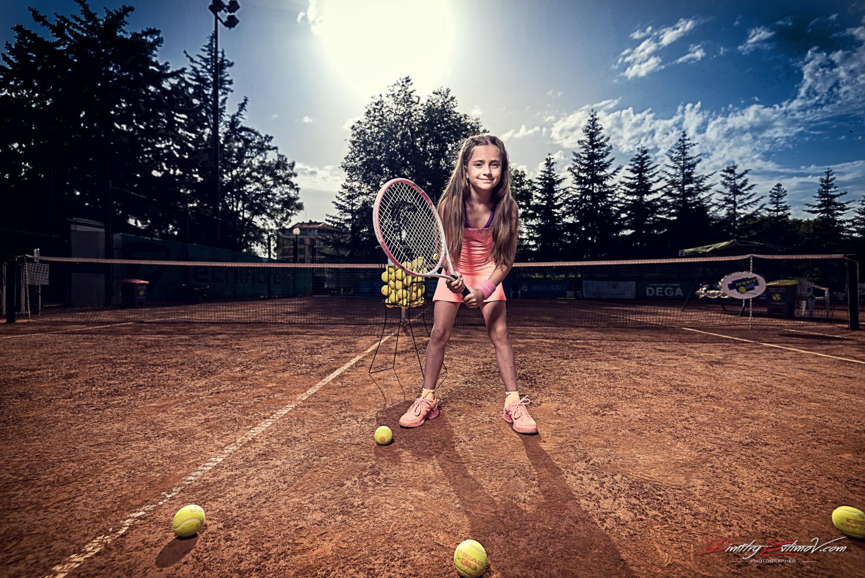 Спортна фотосесия
